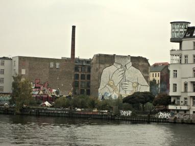 Graffiti de Blu