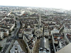 Unha imaxe de Nantes