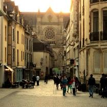 Centro histórico de Rennes