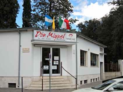Pizzería Don Miguel - Teramo (Abruzzo, Italia)