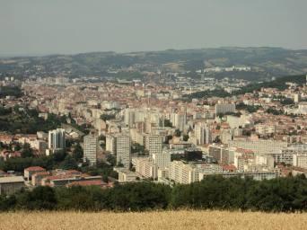 Vista de Saint-Étienne