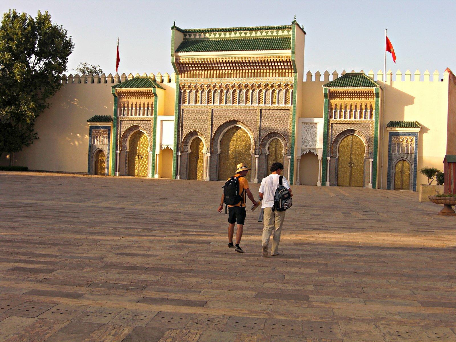 Palacio Real de Fes