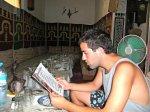 Restaurante marroquí