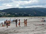 Praia de Morouzos o sábado