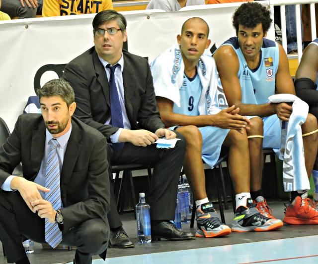 Lisardo Gómez, Quique Fraga, Dani López e Devin Wright