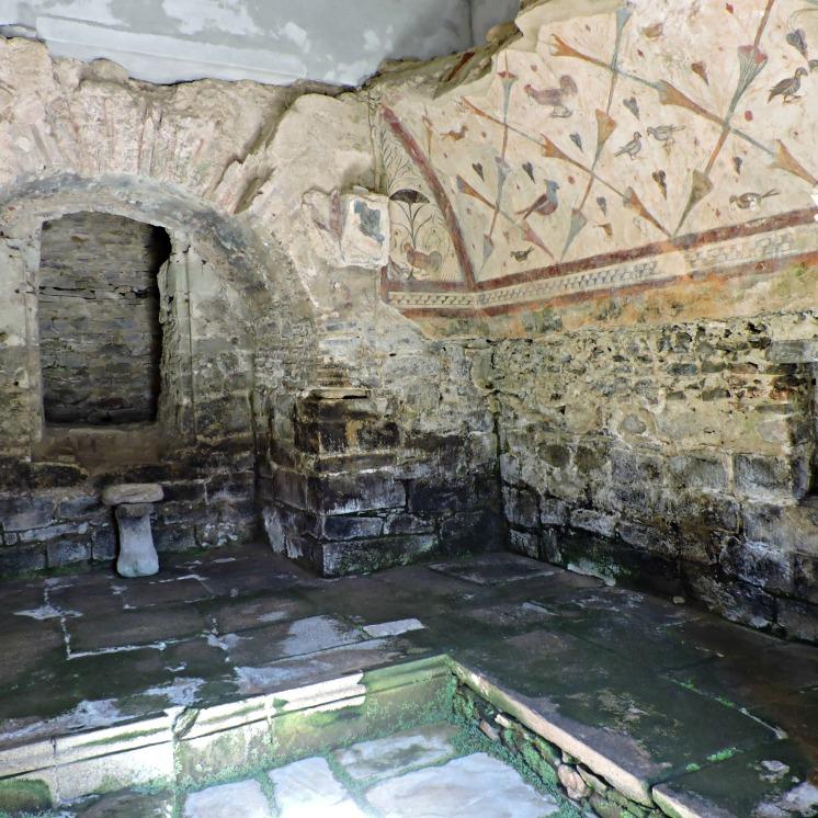 Templo romano de Santalla de Bóveda