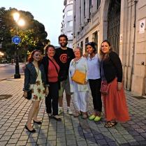 Último aperitivo en Vigo