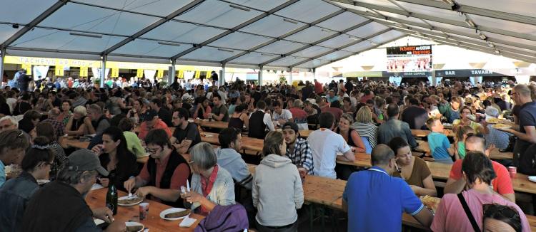 Village Celte, Festival de Lorient 2016