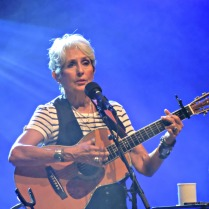 Concerto de Joan Baez no Festival Interceltique de Lorient