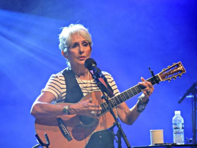 Concerto de Joan Baez no Festival Interceltique de Lorient