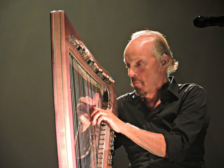 Concerto de Alan Stivell no Festival de Lorient 2016