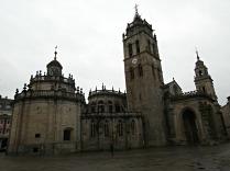 Catedral de Santa María, do século XII