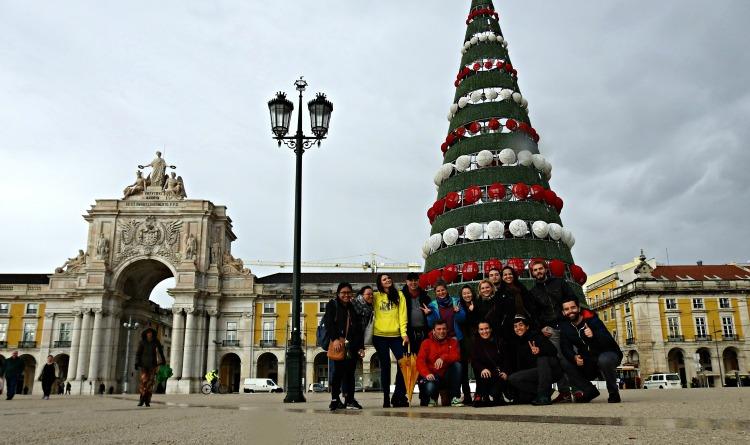 Free tour por Lisboa coa empresa Discover Lisbon