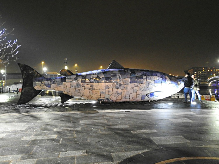 The Big Fish of Belfast