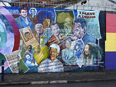 Murals of Belfast