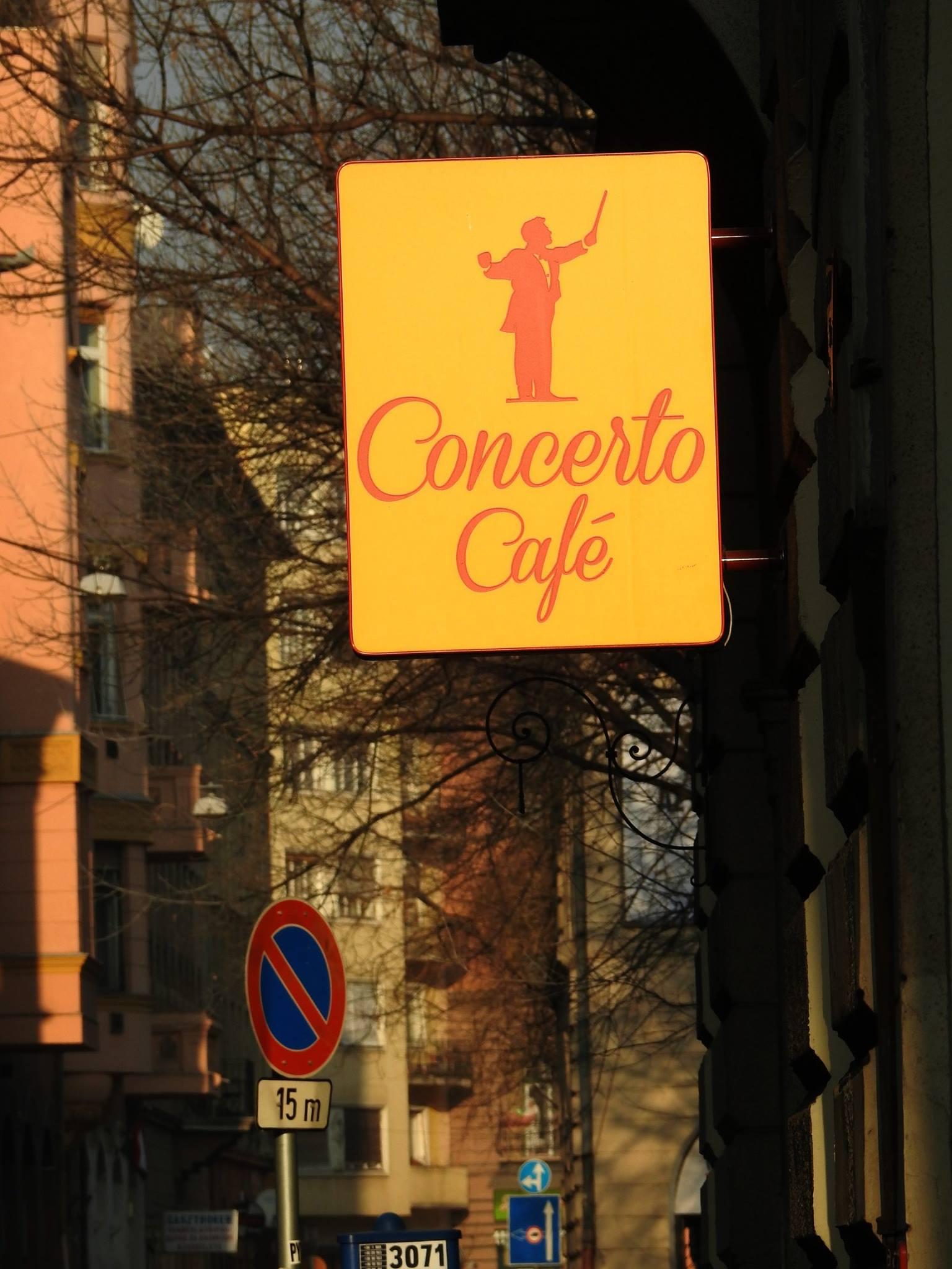 Concerto Café