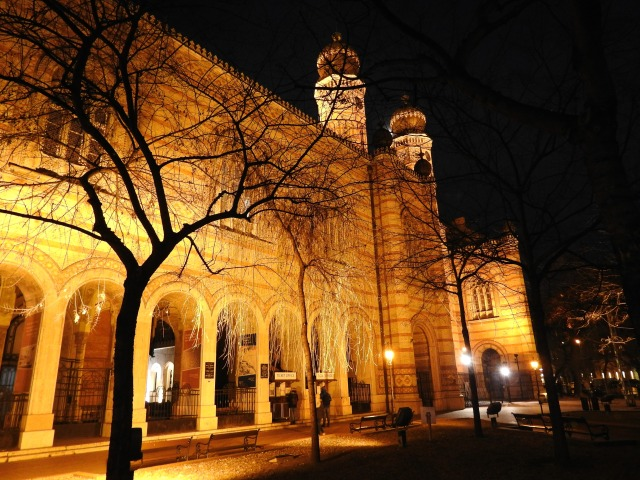 A Gran Sinagoga de Budapest, segunda máis grande do mundo