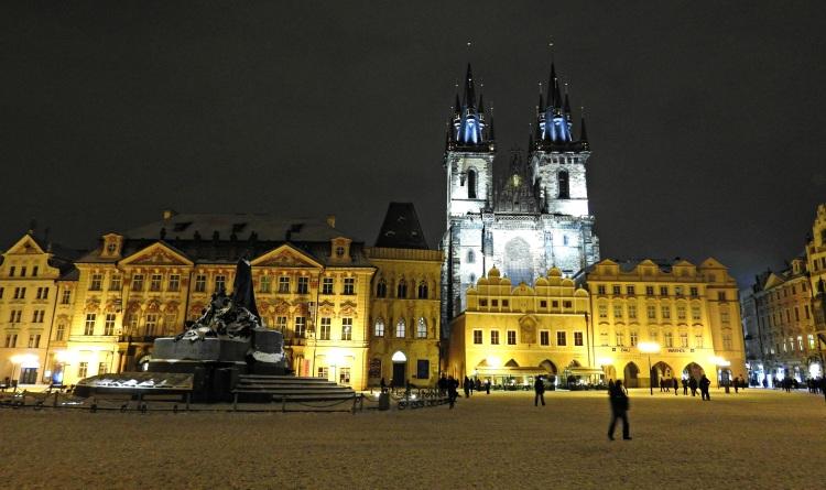 Praza da Cidade Vella (Praga)