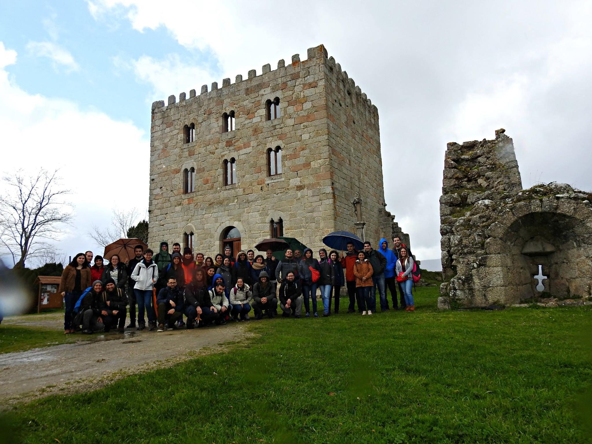Torre de Pardo de Cela (s. XIV)