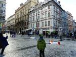 Václavské náměstí, praza de Wenceslao