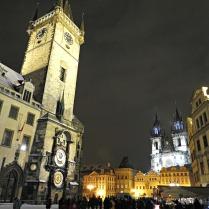 Reloxo astronómico de Praga