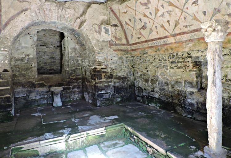 Templo de Santalla de Bóveda (Foto: Guido Álvarez Parga)