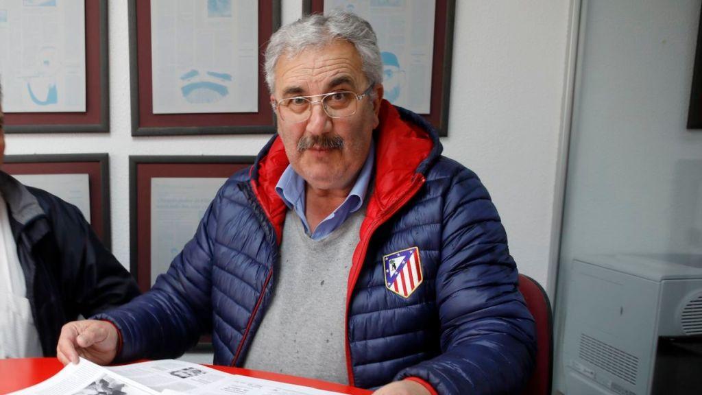 Jesús Vázquez, presidente de la federación vecinal