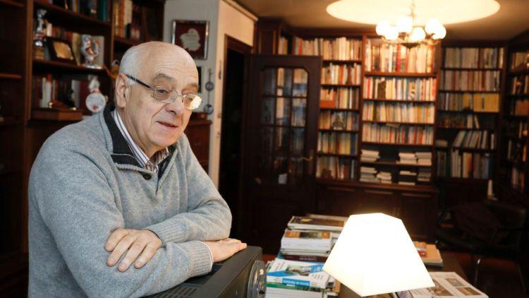 Xulio Xiz, periodista y escritor